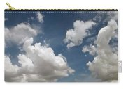 Dance Of The Clouds - Series Carry-all Pouch