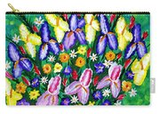 Dance Of The Flowers Carry-all Pouch