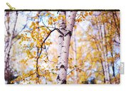 Dancing Birches Carry-all Pouch