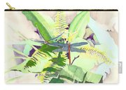 Dancing Dragonflies Carry-all Pouch