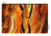 Dancing Fire V Carry-all Pouch