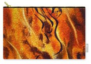 Dancing Fire Viii Carry-all Pouch