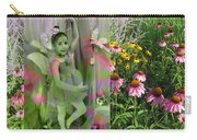 Dancing Girl In Flowers Carry-all Pouch