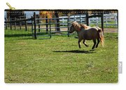 Dancing Pony Carry-all Pouch