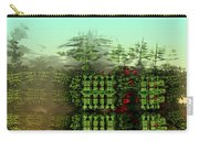 Dancing Trees On Alien Cliffs Carry-all Pouch