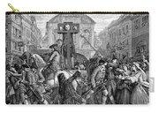 Daniel Defoe (1660-1731) Carry-all Pouch