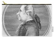 Daniel Solander (1736-1782) Carry-all Pouch