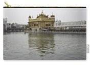 Darbar Sahib And Sarovar Inside The Golden Temple Carry-all Pouch
