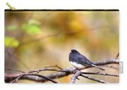 Dark-eyed Junco Carry-all Pouch