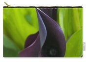 Dark Lilies Carry-all Pouch