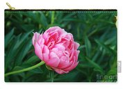 Dark Pink Peony Flower Series 2 Carry-all Pouch
