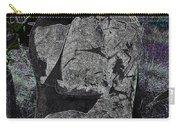 Dark Tiki Carry-all Pouch
