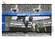 Darrelle Revis - Ny Jets Carry-all Pouch by Paul Ward