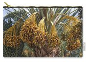 Date Palm In Fruit Carry-all Pouch
