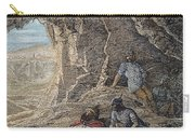 David Cuts Sauls Robe Carry-all Pouch