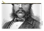 David Kalakaua (1836-1891) Carry-all Pouch