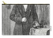David Livingston, Scottish Missionary Carry-all Pouch by Science Source