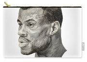 David Robinson Carry-all Pouch by Tamir Barkan