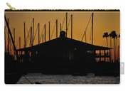 Davis Islands Yacht Club At Sunset Carry-all Pouch