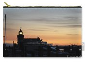 Dawn At Saybrook Dock Carry-all Pouch