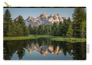 Dawn At Schwabacher Landing Carry-all Pouch