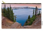Dawn At Sun Notch Carry-all Pouch