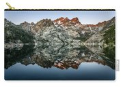 Dawn At Upper Sardine Lake Carry-all Pouch