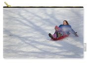 Dawn Flora Sledding 12812c Carry-all Pouch