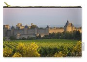 Dawn In Carcassonne Carry-all Pouch