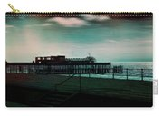 Dawn On The Seafront At Hastings Carry-all Pouch