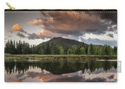 Dawn On The Snake River Carry-all Pouch