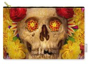 Day Of The Dead - Dia De Los Muertos Carry-all Pouch