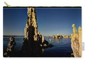 Daybreak On Mono Lake Carry-all Pouch