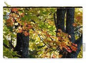 Dazzling Days Of Autumn Carry-all Pouch
