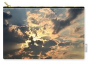 Dazzling Sunset Carry-all Pouch