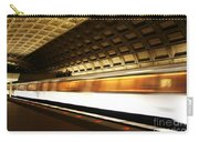 Dc Metro Carry-all Pouch by Heather Applegate