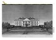 D.c.: White House, 1820 Carry-all Pouch