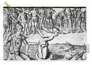 De Bry: Magician, 1591 Carry-all Pouch