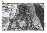 De Bry: Potosi, 1590 Carry-all Pouch