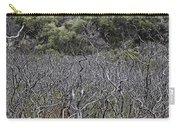 Dead Tree Garden Carry-all Pouch