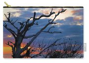 Dead Trees At Sunrise Carry-all Pouch