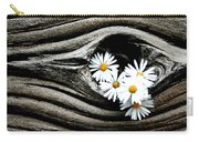 Dead Wood And Asters Carry-all Pouch