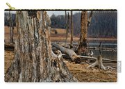 Dead Wood Carry-all Pouch by Paul Ward