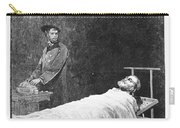 Death Of Ulysses S. Grant Carry-all Pouch
