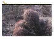 Death Valley Cactus Carry-all Pouch