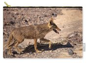 Death Valley Coyote Carry-all Pouch
