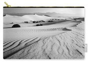 Death Valley Dunes 11 Carry-all Pouch by Bob Christopher
