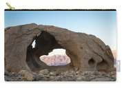 Death Valley Rock Carry-all Pouch