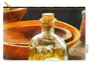 Decanter Of Oil Carry-all Pouch