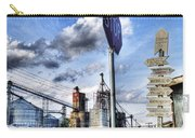 Decatur Alabama Industrial District Carry-all Pouch